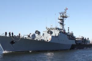 Marynarka Wojenna powoli tonie. Obietnice nie zastąpią okrętów