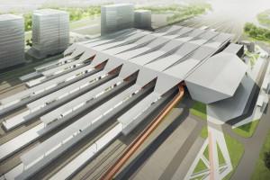 Najbardziej ruchliwa stacja kolejowa w Polsce idzie do gruntownej przebudowy