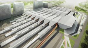 Największa stacja kolejowa w Polsce będzie miała panele fotowoltaiczne