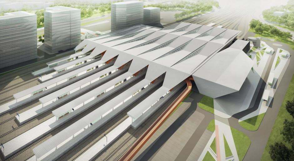 MGGP inżynierem projektu dla modernizacji stacji Warszawa Zachodnia