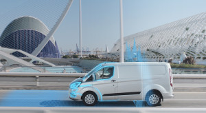 Hybrydowe Fordy będą same przełączać się w centrach miast na napęd elektryczny