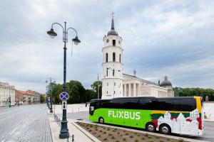 FlixBus włącza do swojej siatki połączeń nowe kraje, bliskie Polsce
