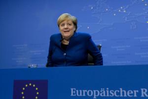 Angela Merkel pokazała nowy program dla Unii. Niemcom chodzi nie tylko o klimat