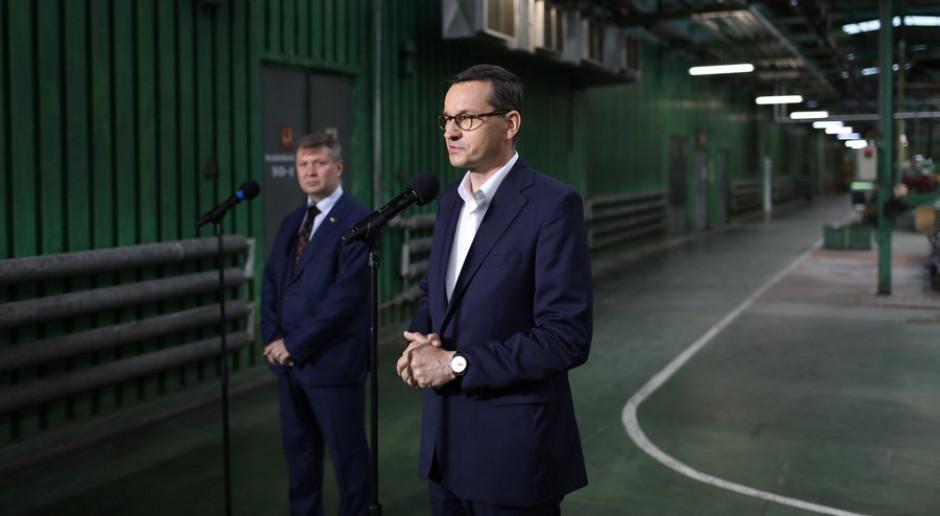 Premier: Przemysł zbrojeniowy to miejsca pracy i nowoczesne technologie podwójnego zastosowania