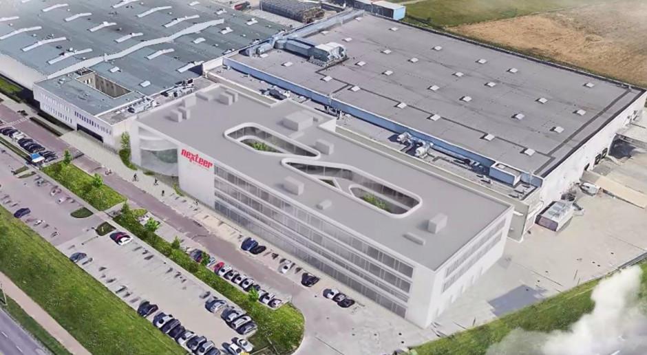Nexteer zbuduje w Tychach nowe centrum badawcze - tak ma wyglądać