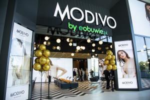 Modivo rozpoczyna sprzedaż na Ukrainie