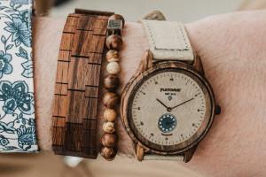 Rosną przychody ze sprzedaży drewnianych zegarków