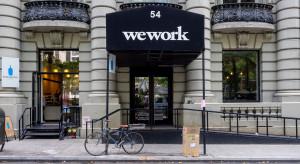 WeWork ma wyjść na prostą w 2021 roku