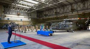 Włoska armia dostała śmigłowiec, który powstaje w Polsce