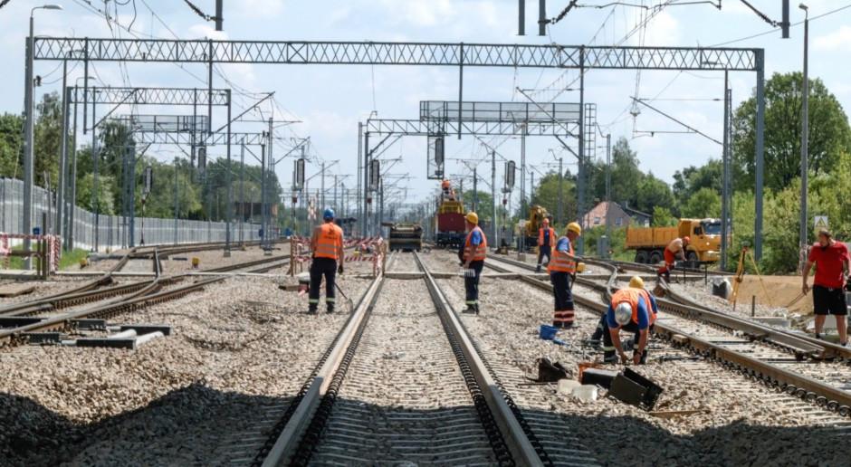 Duże unijne dofinansowanie do inwestycji kolejowych w Polsce