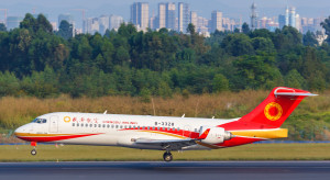Chiński odpowiednik Embraera odnotował istotny sukces