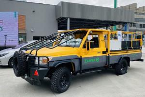 Zanper - samochód elektryczny z KGHM