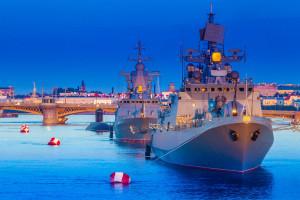Sudan: Rosyjski okręt w porcie, gdzie Rosja zbuduje bazę