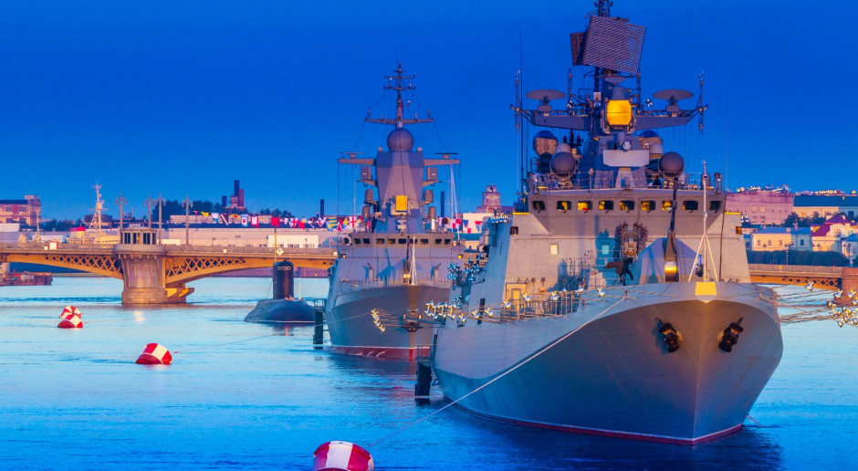 Rosja rozpoczęła budowę sześciu nowych okrętów wojennych