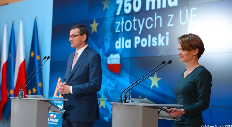 Wicepremierzy: efekty szczytu są korzystne dla Polski; potrafimy realizować swoje interesy w UE