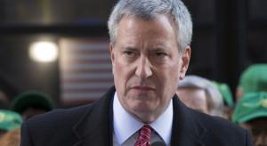 Burmistrz Nowego Jorku grozi Donaldowi Trumpowi sądem