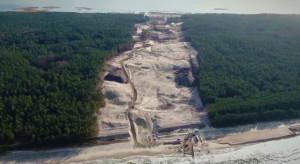 Wkrótce podpisanie umowy na II etap budowy kanału przez Mierzeję