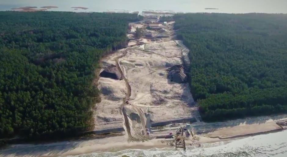 Czesi: Przekop Mierzei Wiślanej małym Kanałem Sueskim