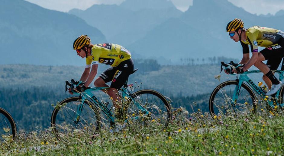 Energa została sponsorem Tour de Pologne