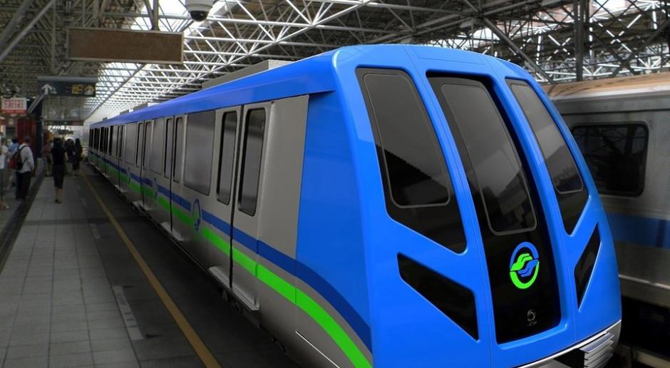 Dobre wieści z Tajwanu. Alstom wyposaży kolejną linię metra w Tajpej