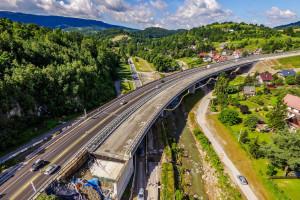 Spór o budowę ekspresowej Zakopianki. Budowlańcy chcą ponad 100 mln zł