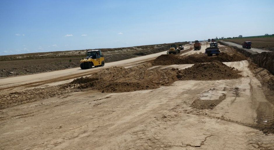 Dwunastu chętnych na budowę S7 na odcinku Miechów - Szczepanowice