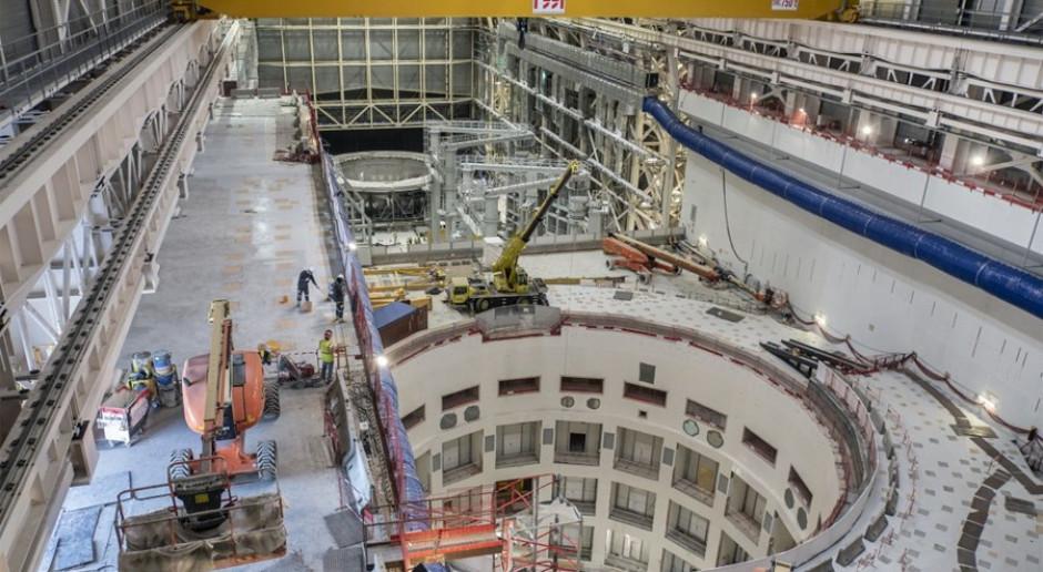 Zainaugurowano budowę reaktora termojądrowego ITER