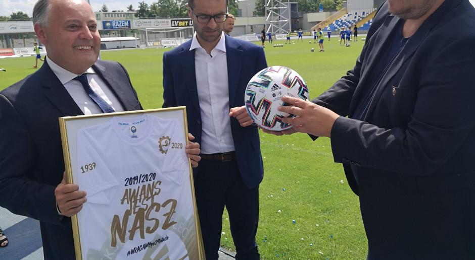 PGE będzie nadal sponsorowała Stal Mielec