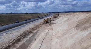 Kolejny odcinek nowej jezdni na budowanej A1 udostępniony kierowcom
