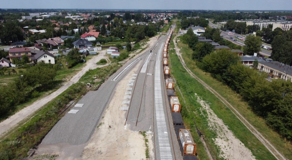 UE wesprze remont linii kolejowej Mielec - Padew Narodowa