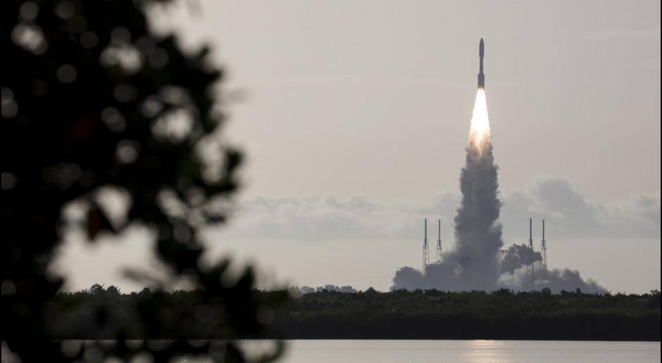 Łazik Perseverance wyruszył z misją na Marsa