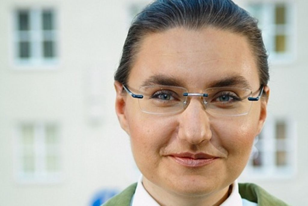 Anna Forin, dyrektor Departamentu Usług Proinnowacyjnych PARP (Fot. mat. PARP)
