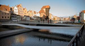 Gdańsk zbudował most obrotowy w PPP