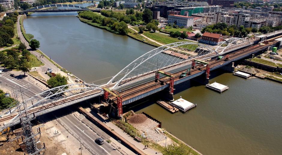 Stary most kolejowy z Krakowa zyska nowe życie w innych lokalizacjach