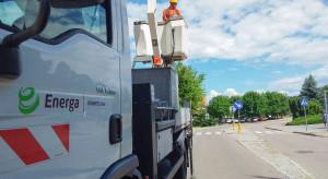 Energa zmodernizowała oświetlenie uliczne w dwóch gminach