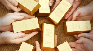 Ceny złota wystrzeliły w górę. Polski bank zaciera ręce