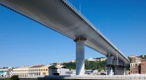 Nowy most w Genui otwarty prawie dwa lata po katastrofie