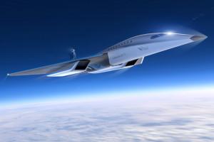 Virgin Galactic i Rolls-Royce zbudują następcę Concorde'a