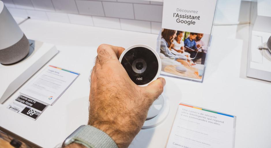 Google chce wzmacniać usługi monitoringu Nest