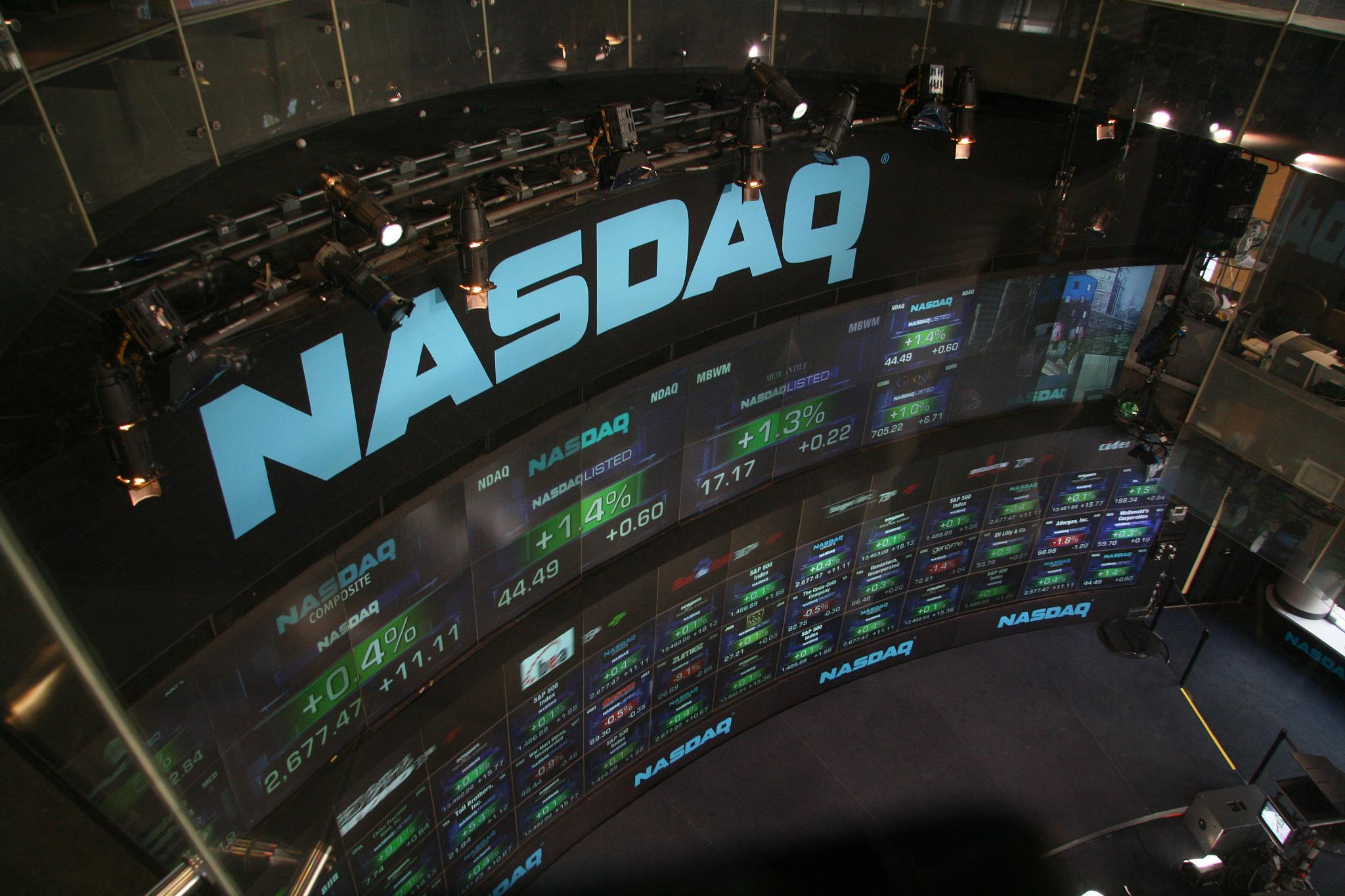 Aktualnie około 20 proc. spółek giełdowych w USA stanowią spółki zagraniczne. Fot. Shutterstock