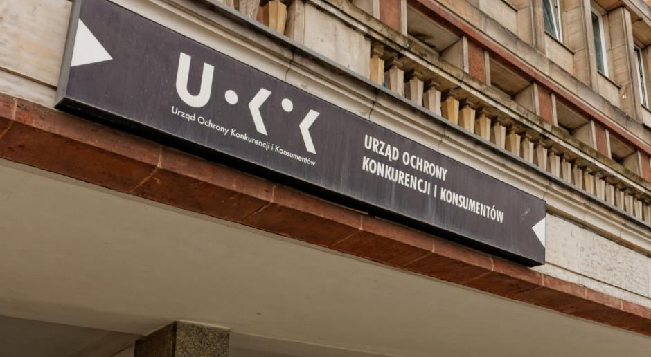 Niektóre firmy zaoszczędziły współpracując z UOKiK przy postępowaniach