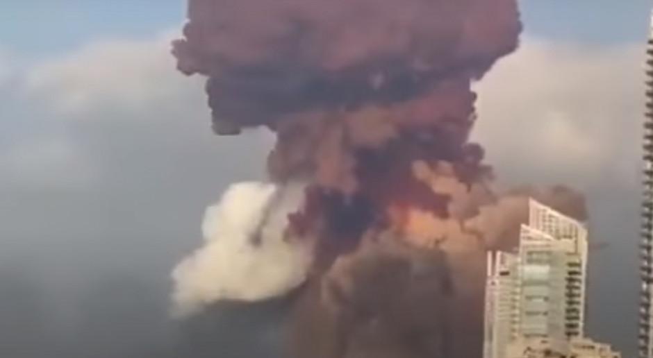 Katastrofa w Bejrucie. Saletra amonowa była już przyczyną innych tragedii