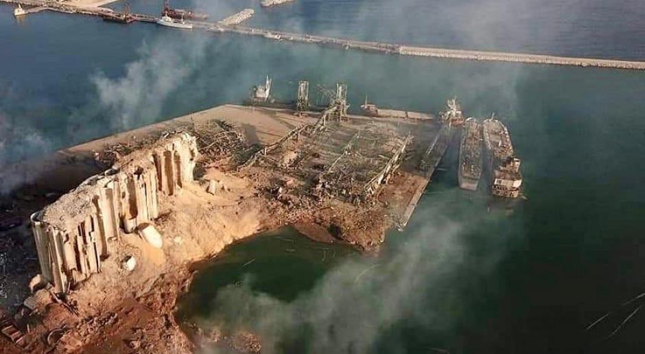 """""""Apokaliptyczne zniszczenia"""" w Bejrucie. Zginęło ponad 100 osób"""