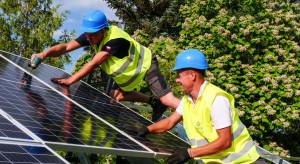 Fotowoltaika w sieci Energi Operator coraz liczniejsza