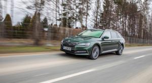 Škoda Auto notuje spore spadki, ale widzi światełko w tunelu