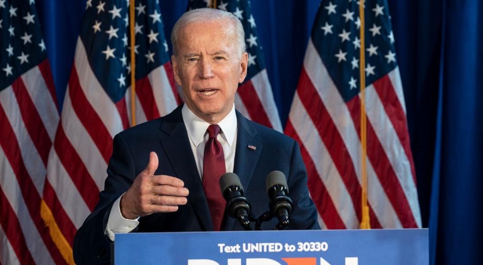 Sondaże: w USA wzrasta przewaga Joe Bidena