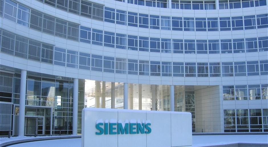 Siemens zaciska pasa. Będą większe oszczędności