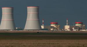Białoruś: Blok elektrowni jądrowej odłączony od zasilania