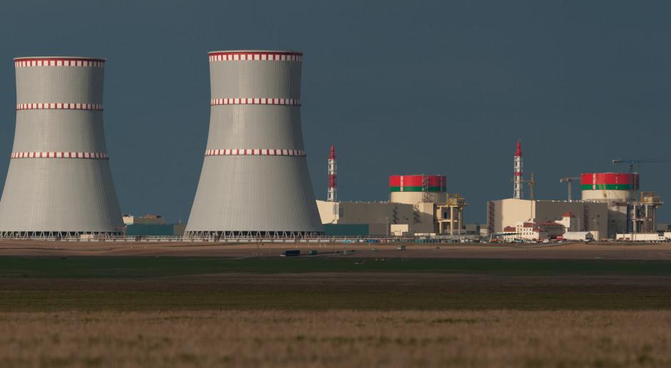 Białoruś podała datę uruchomienia elektrowni jądrowej