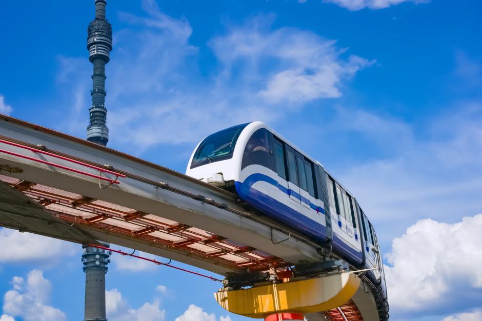 W Moskwie zniknie jedyna w kraju kolej jednoszynowa - logistyka